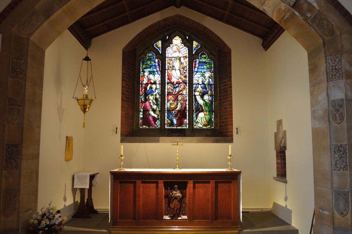 Mass (Said) - St James' Church Milton